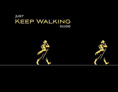 Just Keep Walking Dude #SocialDistancing