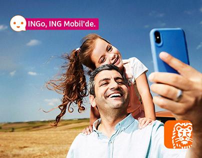ING Türkiye - Yazışarak bankacılık INGo ile kolay