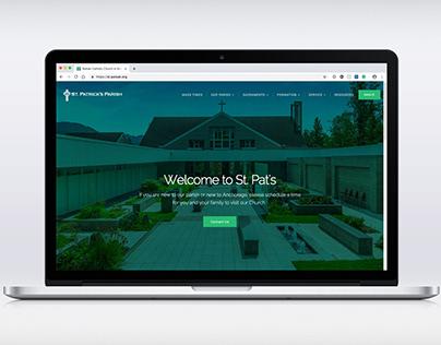 St. Patrick's Parish website