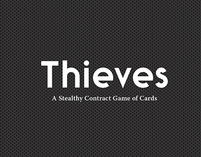 Thieves Card Game