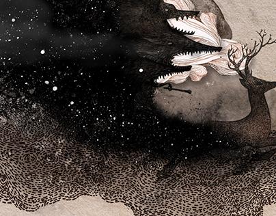 """Fércelt álom"" Motion Graphic"