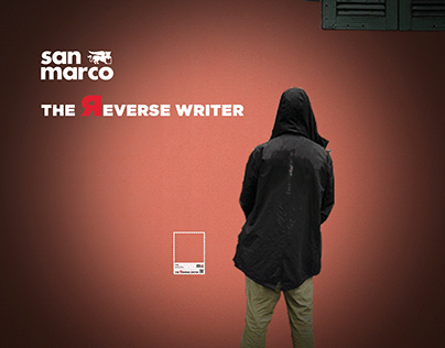 The Reverse Writer | Colorificio San Marco