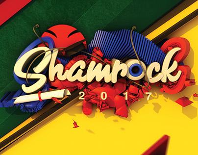 Shamrock 2017™ Cover Design