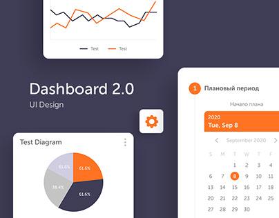 UI Dasboard 2.0
