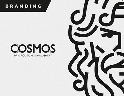 Cosmos Pr & Political Management Branding