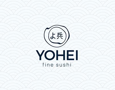 Yohei Sushi | App