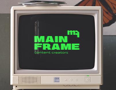 Main Frame Content Creators