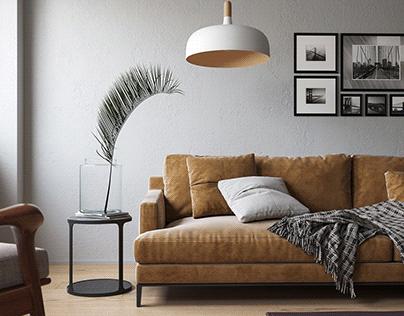 VIZ sofa / chill zone