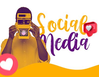 Social Media - Julho