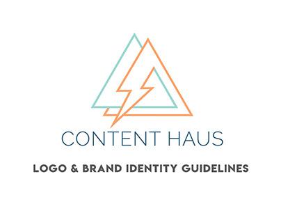 Content Haus Branding Guide