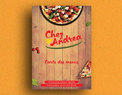 Chez Andrea - Pizza Restaurant