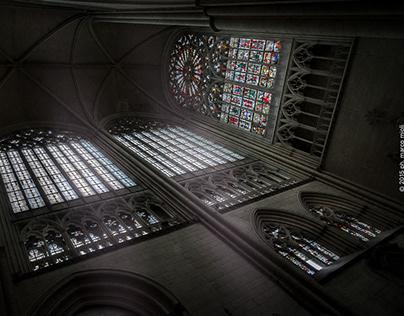 Cathédrale Saint-Étienne : Auxerre