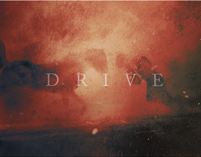Drive (2011) Title Sequence | Style Frames