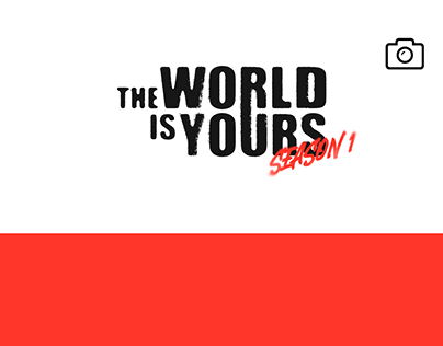 """'The World is yours"""" Streetwear Shooting"""