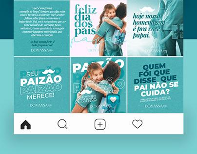"""Campanha """"Dia dos Pais"""""""