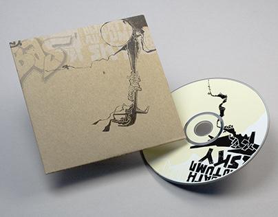 """Beneath Autumn Sky, """"Enki-Dus Mono""""album art"""