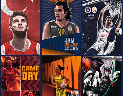 Papcas Media Gameday Graphics