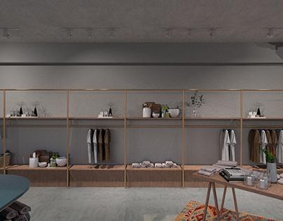 Sana Studio Cipete Interior