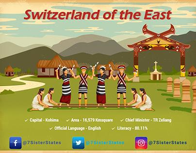 North East India Social media Posts