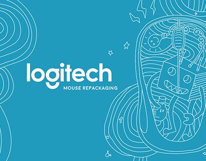 Logitech | Packaging Redesign