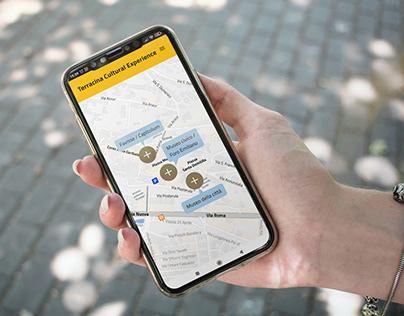 Terracina Cultural Experience - app