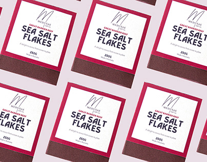Medusae Salt Co. Sea Salt Flakes