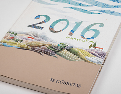 GUBRETAS 2016 ANNUAL REPORT