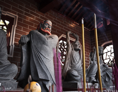 Buddist tample