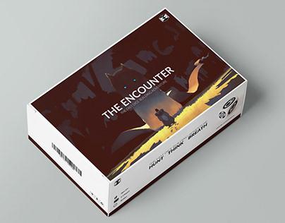 "Board game illustration ""Encounter"""