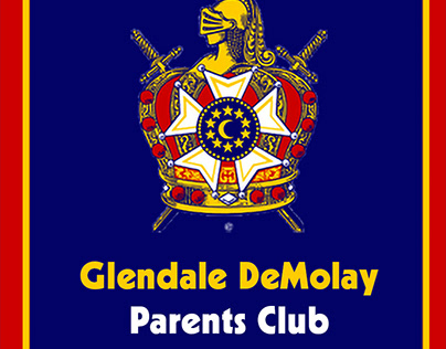 Logo development for the Glendale DeMolay Parents Club