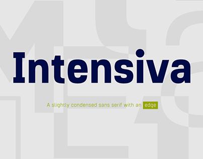 Intensiva Font Family