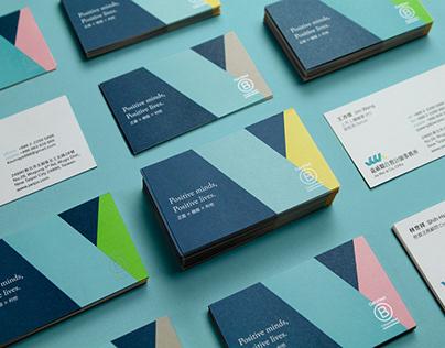 嘉威集團 Jia Wei Group-brand identity
