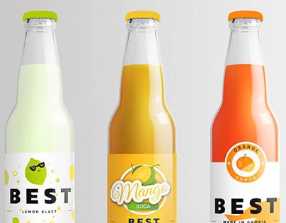 "Best- Packaging ""Fruit Flavored Carbonated Drinks"""