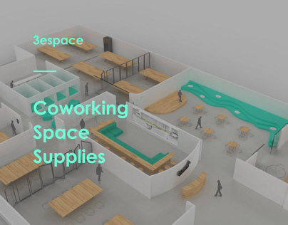 Coworking Space Supplies