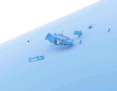 Bi ihtimal - Episode 9 - Rally Car Crash Simulation