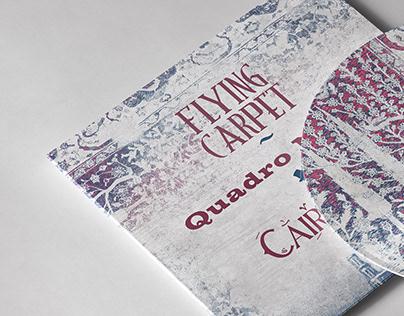 Cairo Steps pres. Flying Carpet - Album Art