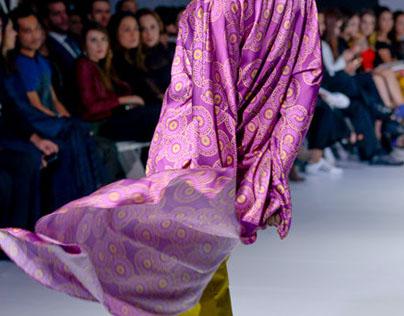Fabric Design for Eduardo Figueroa, 2016