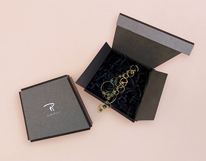 Pi Gioielli - brand identity and packaging