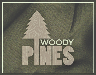 MOTM Fest | Woody Pines Band Poster