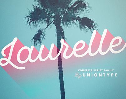 Laurelle Script