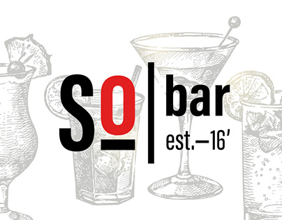 SodatbyBar - Rebranding