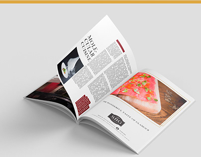 SBG | Magazine Ad