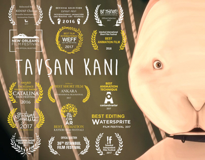 Tavsan Kani / Rabbit Blood - Short Film
