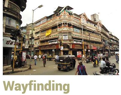 Raviwar Peth Wayfinding