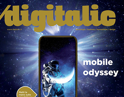 Cover Digitalic Magazine /06/2019 _n.85