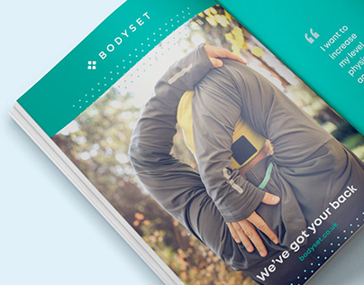 Bodyset — Branding for private physio