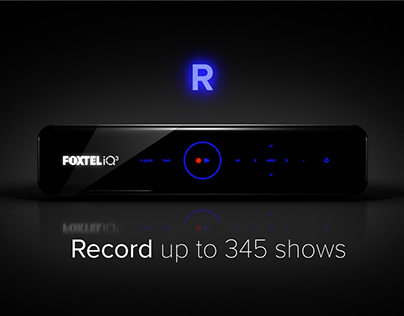Foxtel iQ3 Launch TVC's and Hype Reel