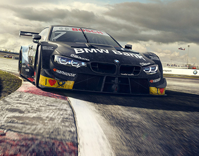 DTM Campaign for BMW Motorsport and Havas München