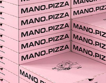 Mano Pizza | CGI