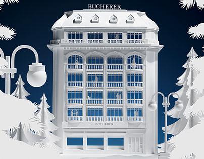 Bucherer Holiday Campaign